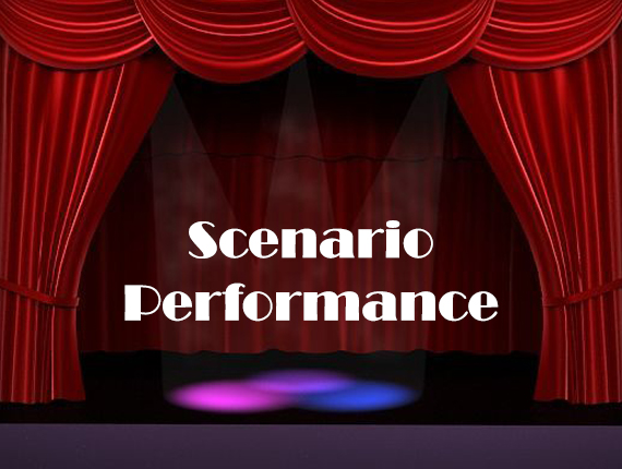Scenario Performance Future Problem Solvers