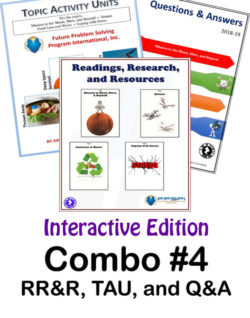 Combo 4 Interactive Edition