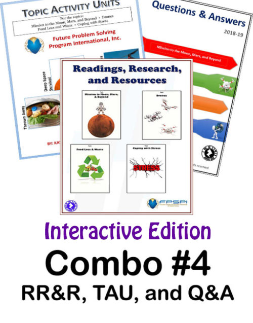 Combo 4 Interactive Edition