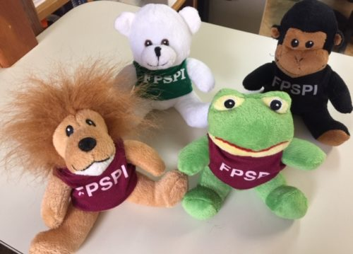 FPS Stuffed Animals