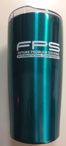 Teal FPS Travel Tumbler