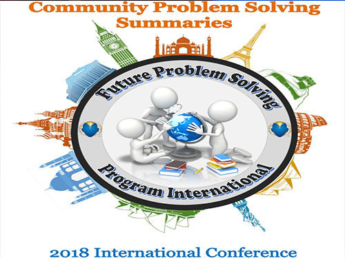 CmPS Summaries – 2018 International Conference