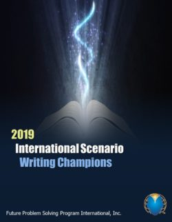 2019 International Scenario Writing Champions