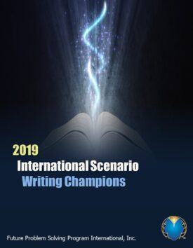 2019 International Scenario Writing Champions