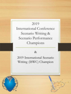 2019 Scenario Writing and Scenario Performance Champs