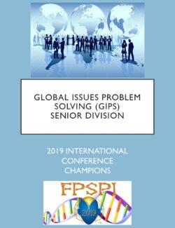 2019 GIPS Champs - Senior Division