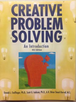 Creative Problem Solving - An Introduction