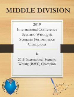 2019 Champs – Middle Division Writing and Performance