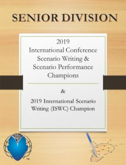 2019 Champs – Senior Division Writing and Performance