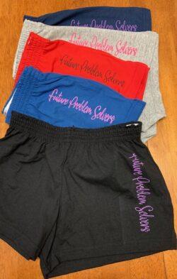 Girls Cheer Shorts