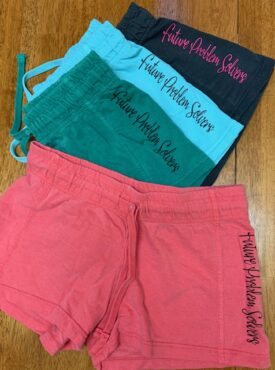Girls Terry Cloth Shorts