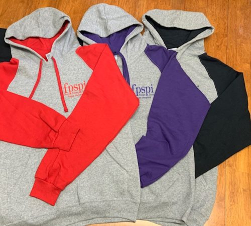 Oxford Pullover Hoodie