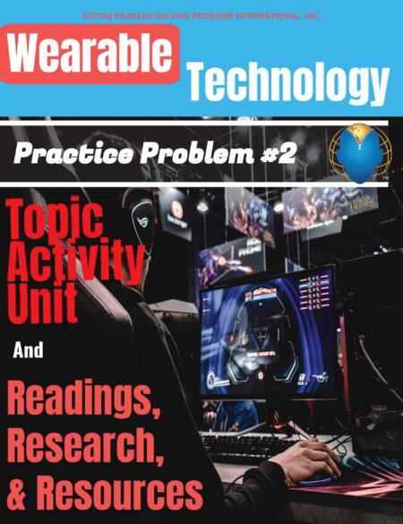 2020-21 Practice Problem 2 Unit – Includes Reading, Research, & Resources, Questions & Answers, and Topic Activity Units