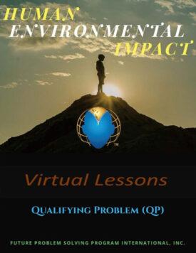 Human Environmental Impact Virtual Lessons