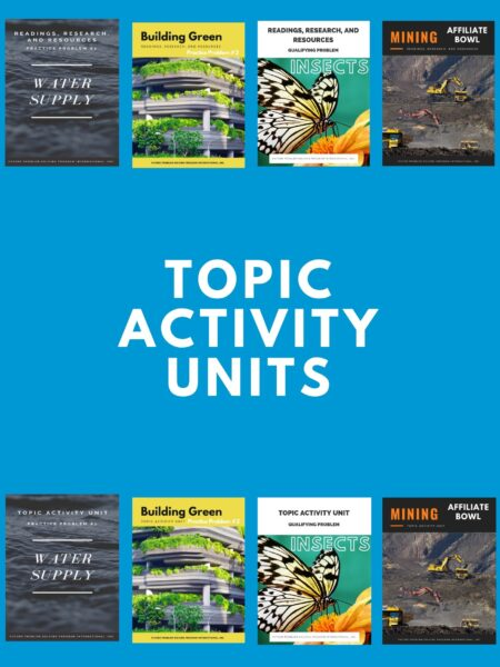 2021-22 All Topic Activity Unit Full Set